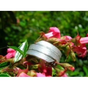 Pound simple ring (unisex)