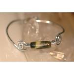 Bracelet Quetchua avec Serpentine