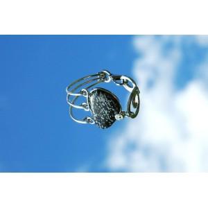 "Bracelet ""HypnotiKa"" avec pierre naturelle"