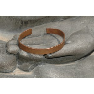"Bracelet mixte ""pure copper"""